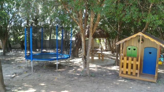Cobertura no Serrano com 2 quartos com imensa área verde (Parque) - Foto 2
