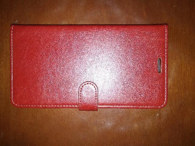 Capa para celular Zenfone 6 Carteira de luxo Estilo Livro