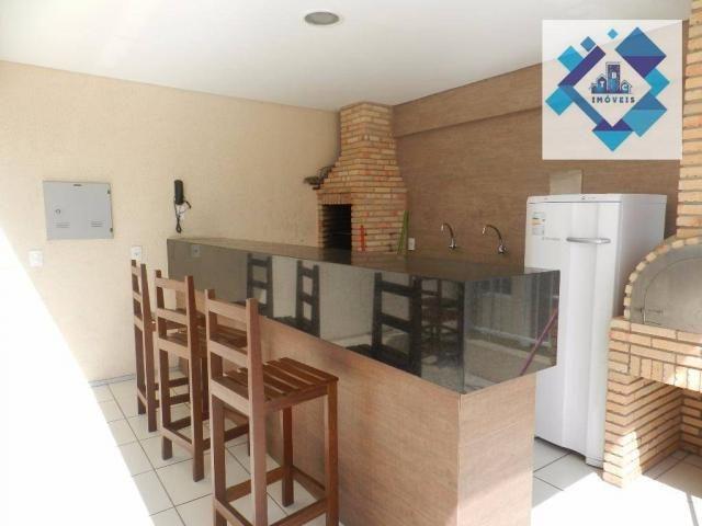 Apartamento repasse , com móveis fixos , preço negociável à venda, Parangaba, Fortaleza. - Foto 18