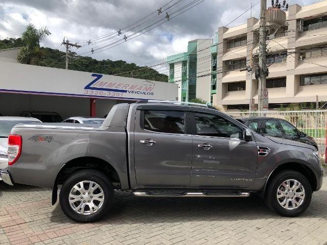Ford Ranger Limited 3.2 4x4 Diesel 2019 Top de Linha Unico dono - Foto 10