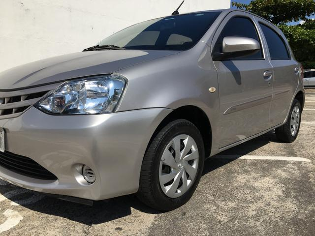 Etios x 1.3 Aut 18.000 km