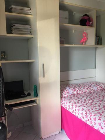 Vendo Apartamento- Capim Macio- Condomínio Serra do Cabugi I - Foto 6