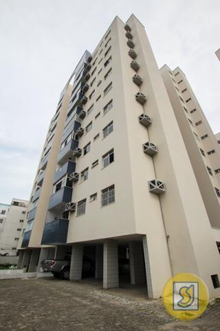 Apartamento para alugar com 3 dormitórios em Varjota, Fortaleza cod:44444 - Foto 2