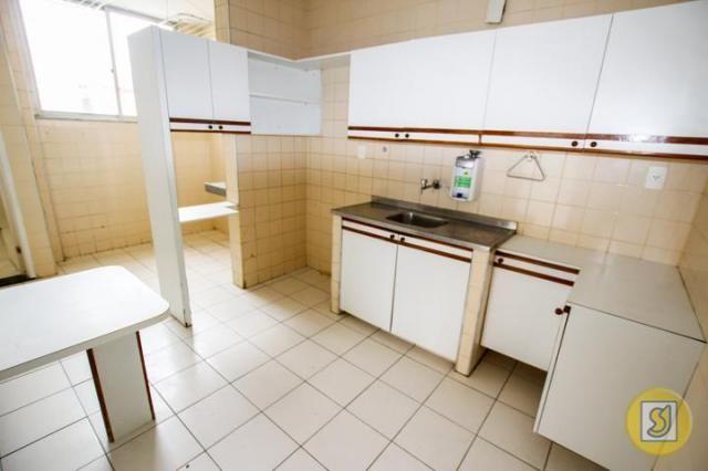Apartamento para alugar com 3 dormitórios em Varjota, Fortaleza cod:44444 - Foto 7