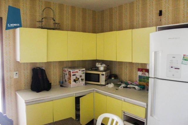 Apartamento com 3 dormitórios para alugar, 100 m² por R$ 1.600/mês - Papicu - Fortaleza/CE - Foto 7