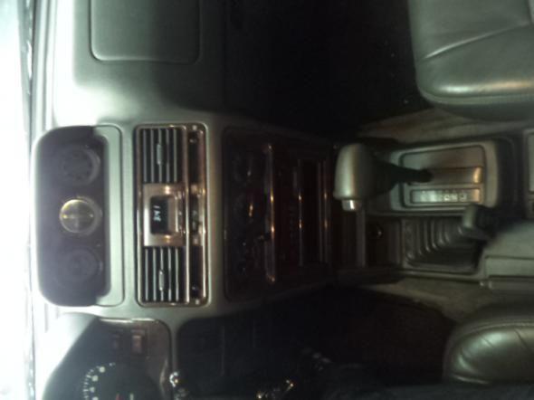 Pajero Gls 3.5 V6 Automatica 4x4 7 Lugares 1999 Prata Confira - Foto 9