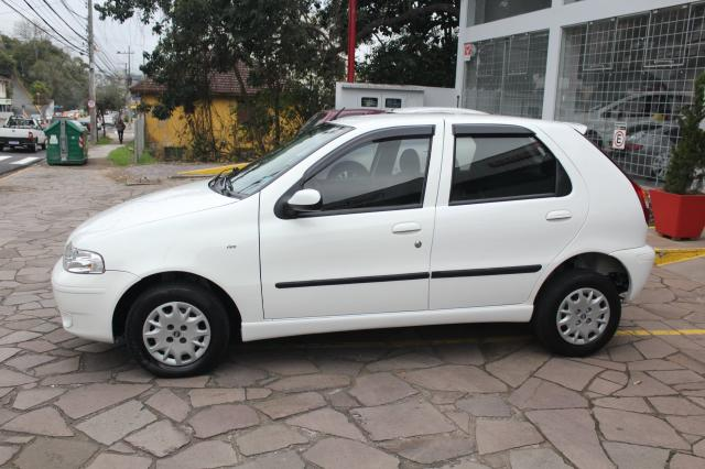 FIAT PALIO 2007/2007 1.0 MPI FIRE 8V GASOLINA 4P MANUAL - Foto 11