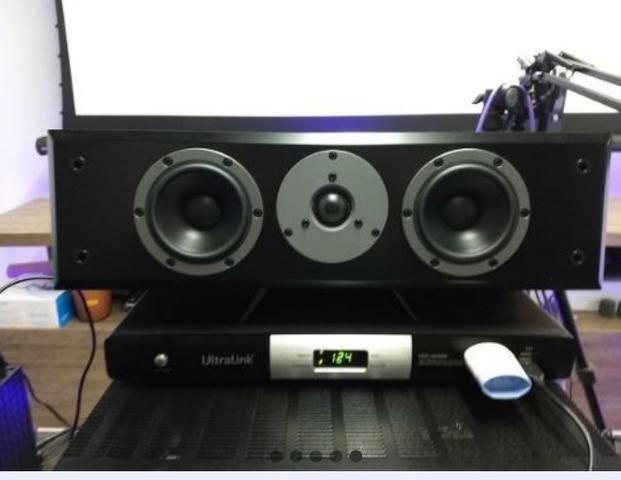 Caixa Acústica Central Dynaudio Emit M15c 150w