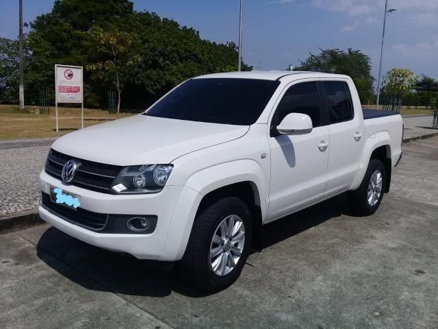 Volkswagen Amarok 4x4 HighLine 180 CV 4 Cilindros 2.0 - Único dono