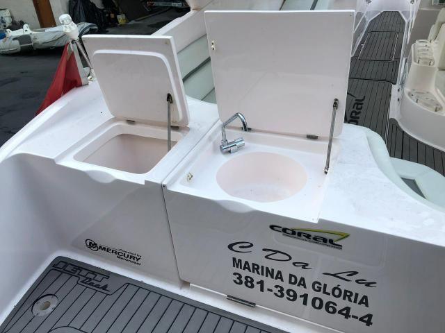 Lanchas Coral 27 Modelo 2018 - Excelente Oportunidade ! - Foto 5