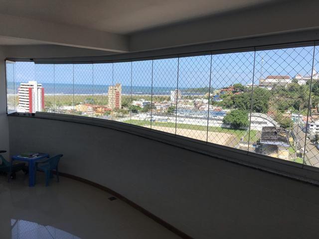 Prédio novo- Apt 3 quartos, vista mar no Pacheco - todo mobiliado - Foto 20