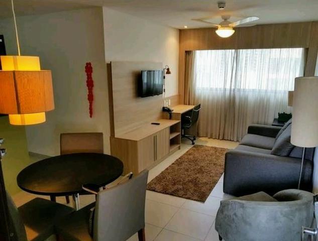 Bristol - Apartamento tipo Flat 58m2, 2 quartos, lazer, vaga, Boa Viagem - Foto 7