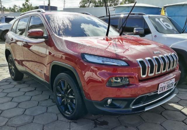 Jeep cherokee 2014 3.2 limited 4x4 v6 24v gasolina 4p automÁtico