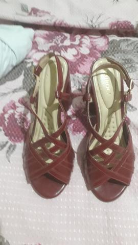 Vendo sapato feminino , da marca couro café - Foto 3