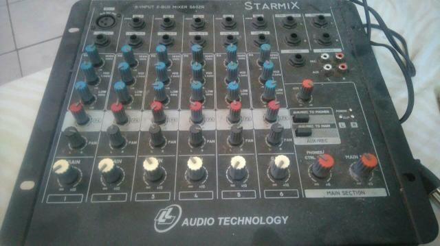 Mesa de som Estar mix em ótimo estado