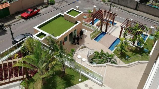 (EXR15895) Apartamento à venda no Luciano Cavalcante de 74m² com 3 quartos e 2 vagas - Foto 4