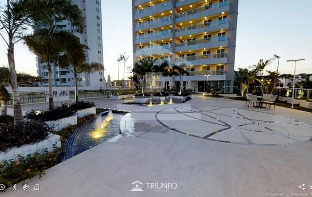 (EXR15895) Apartamento à venda no Luciano Cavalcante de 74m² com 3 quartos e 2 vagas