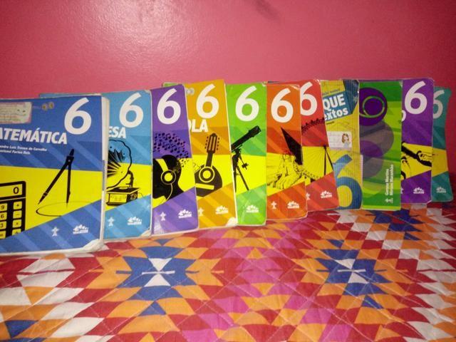 Livros do 6 ano adventista