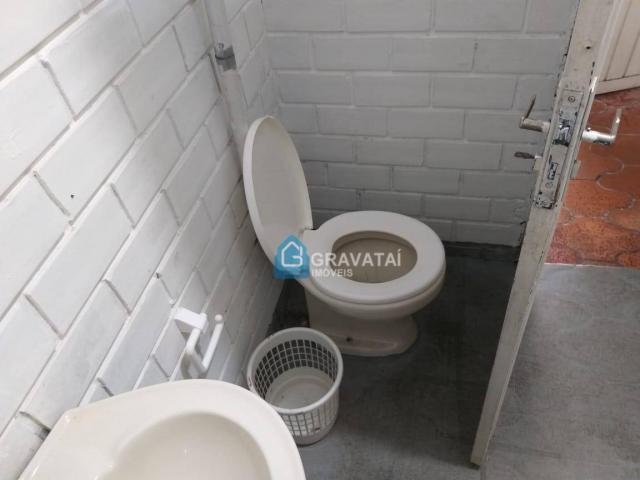 Apartamento com 1 dormitório para alugar, 120 m² por R$ 1.000/mês - Centro - Gravataí/RS - Foto 12