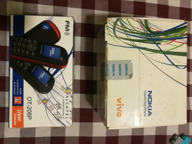 Celulares antigos Nokia - perfeitos e funcionando - Foto 2