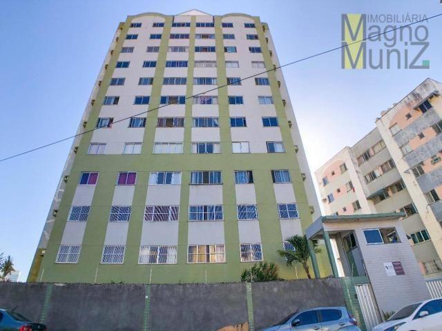 Edifício Acropole I - Apartamento com 3 quartos, 2 banheiros à venda, 64 m² por R$ 160.000 - Foto 2