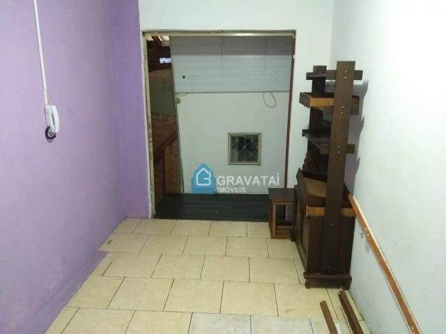 Apartamento com 1 dormitório para alugar, 120 m² por R$ 1.000/mês - Centro - Gravataí/RS - Foto 4