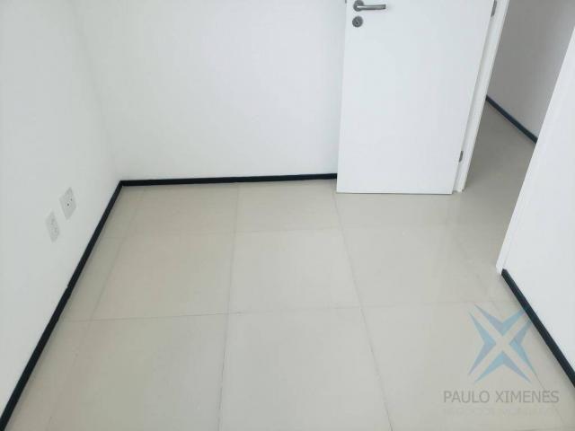 Apartamento novo com 3 dormitórios para alugar, 81 m² por r$ 1.700/mês - engenheiro lucian - Foto 14