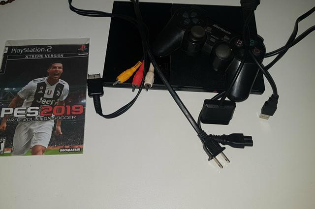 PS2 + PES 2019+ FRETE GRÁTIS para Cuiabá