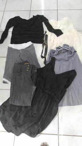 Vendo essas roupas g desapego - Foto 2