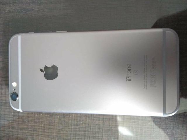 Barbada! iPhone 6s seminovo. somente venda, não troco!