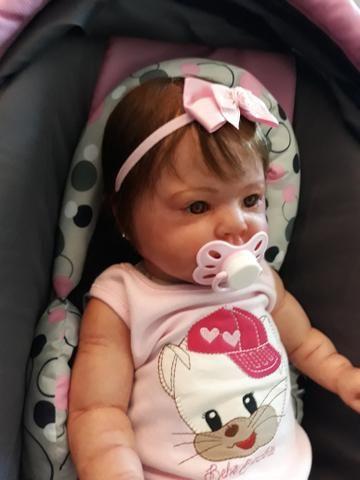 Bebê Reborn Heloísa presente ideal para o Natal! - Foto 4