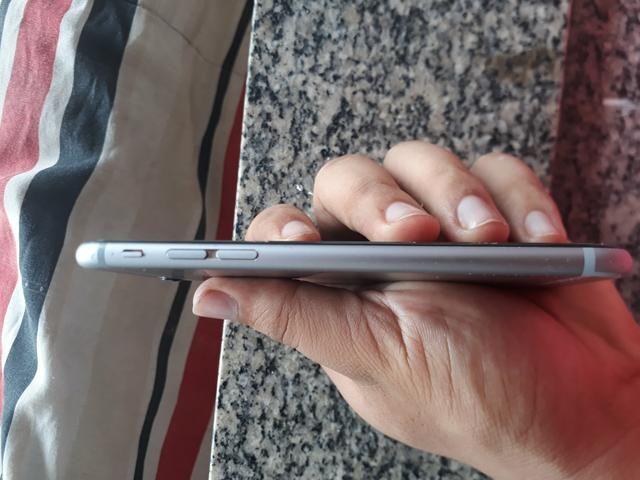 Iphone 6s - 32 gb - Cinza - Foto 3