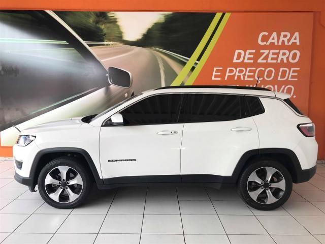 JEEP COMPASS 2018/2018 2.0 16V FLEX LONGITUDE AUTOMÁTICO - Foto 6