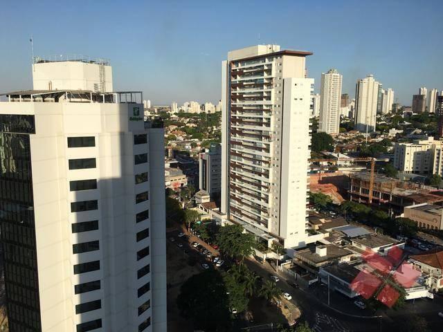 Apartamento com 1 Quarto para alugar no Setor Oeste em Goiânia/GO.