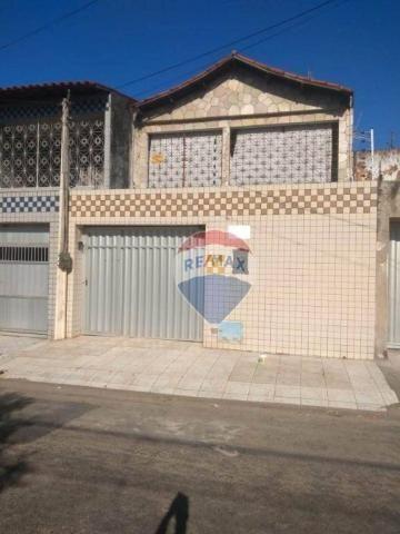 Casa com 5 dormitórios à venda por r$ 450.000,00 - jardim iracema - fortaleza/ce - Foto 2