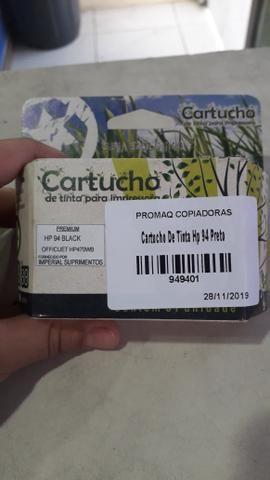 Cartucho HP 94 , preto