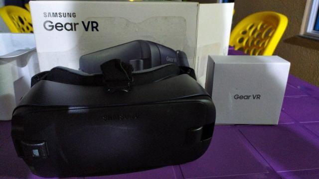 Óculos de realidade virtual samsung - Foto 2