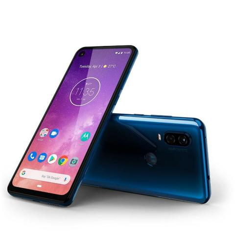 Motorola One Vision - 128GB - Azul - Lacrado - 48Mp - Foto 2