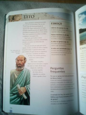 Livro para estudo biblico - Foto 3