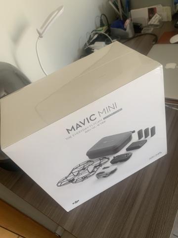 Drone Dji Mavic Mini Combo Flymore Anatel Br - Lacrado Novo - - Foto 6