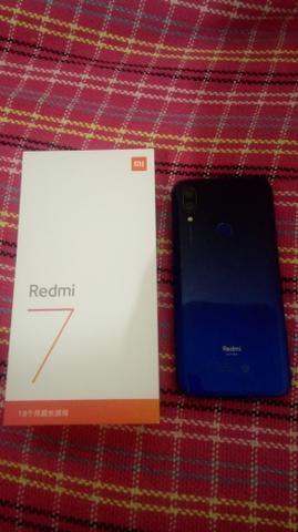 Redmi 7 4 GB ram pra vende logo - Foto 2