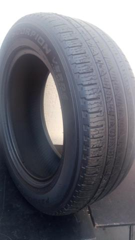Pneu 235/60r18 Pirelli (Só tenho 1) - Foto 5