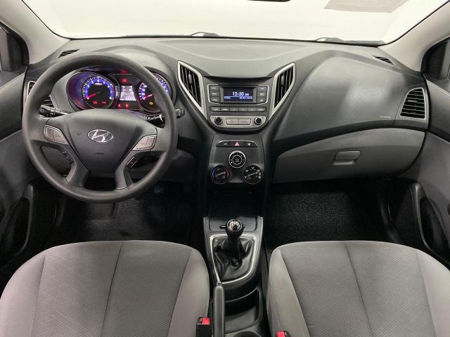 HYUNDAI HB20S 2016/2016 1.0 COMFORT PLUS 12V FLEX 4P MANUAL - Foto 8