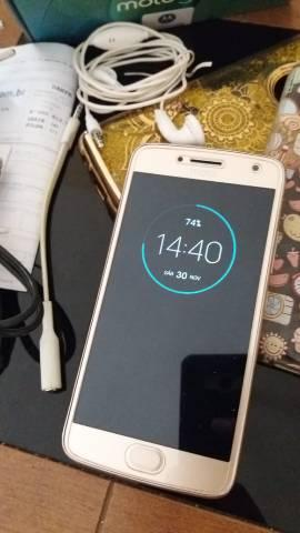 Moto G5 Plus 32GB perfeito estado! - Foto 4