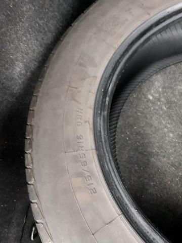 Pneu Aro 16 JeepRenegade 215/65 R16 - Foto 2