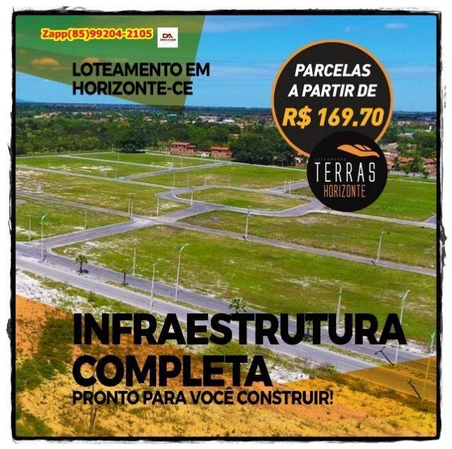 Terras Horizonte( Loteamento, super garantido)!!! - Foto 4