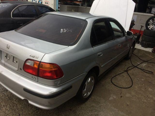 Honda Civic 1999 2000 motor 1.6 16v venda Peças - Foto 4