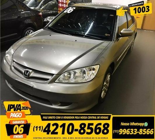 Honda Civic 1.7 Lx 4p - 2006