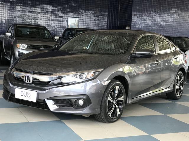Honda Civic EXL (9.000 km ) Muito novo! - Foto 2