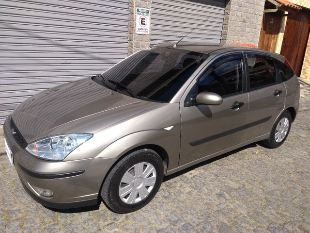 Ford Focus 08 1.6 8v GL consigo financiamento - Foto 7